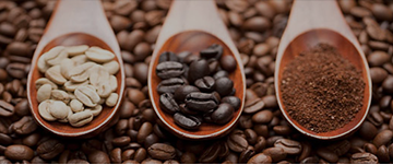 Более 100 сортов кофе