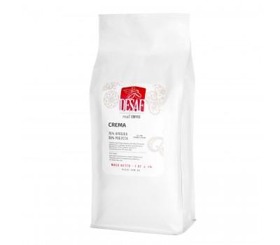 Эспрессо смесь «Crema» 70/30